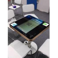 Quality Single Touch Screen Pos Terminal Table Display , pos touch computer For Food Desk for sale