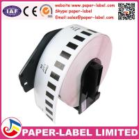 Wholesale Dk-2210 29mm*30.48m Black on White Dk-22210 Printer Ribbons Compatible for Brother Ql Labe from china suppliers