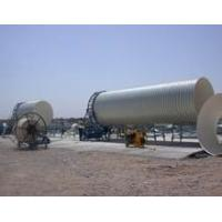 Buy cheap 1500-3000mm PVC spiral pipe wrapping machinery from wholesalers