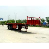 Wholesale CLWCIMC 13 meters 31 tons axle trailer ZJV9392HJPB 30086-18672730321 from china suppliers