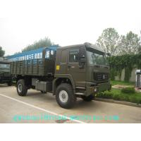 Wholesale SINOTRUK Heavy Cargo Trucks 4X4 ALL WHEEL DRIVE CARGO TRUCK 290 hp  EUROII/III from china suppliers