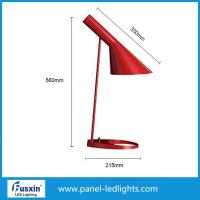Wholesale Manufacturer's Premium led table lamp for manicure replica metal AJ table lamp from china suppliers