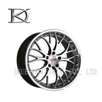 Wholesale Coating Lightweight Racing Wheels , SUV Alloy Wheels For 4X4 Personalized from china suppliers