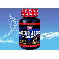 Wholesale Muscle Mass Supplements Amino Acids Protein Supplements 180 Capsules from china suppliers