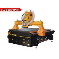 Wholesale DSP Control System Wood Sign Engraving Machines , High Precision Carpet Carving Machine from china suppliers