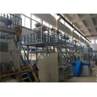 Wholesale Plastic Blown Film Machine  / Double Winder Plastic Bag Extrusion Machines from china suppliers