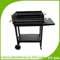 Wholesale Cart & height adjustable outdoor cooking stove charcoal bbq grill from china suppliers