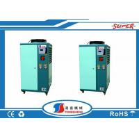 Wholesale Plastic Blowing Machine Water Chiller Units Industrial 8HP 6 Ton 1575X736X1397 MM from china suppliers