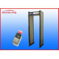 Wholesale XST-F45 Airport walk-through body scanner metal detector factory from china suppliers