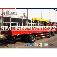 Wholesale 50T Truck Mounted Crane With Stable Performance and Mechnical Control from china suppliers