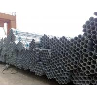 Wholesale Round EN10219 Seamless Galvanized Steel Tubes Pipe Custom For Hydraulic Pipe from china suppliers
