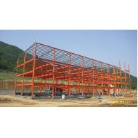 Wholesale Industrial Workshop Steel Building Fabricated And Pre-engineering from china suppliers