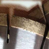 Wholesale Big Slot Marble Edge Cutting Blade from china suppliers