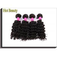 Wholesale Virgin Human Hair Extensions Deep Wave Full And High Density 100% Human Hair from china suppliers