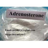 Wholesale Adrenosterone CAS 382-45-6 Pharmaceutical Raw Materials , Weight Loss Prohormone Steroids from china suppliers