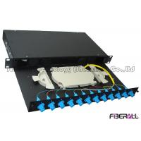 Wholesale Dustproof Fiber Optic Patch Panel With 12 Colors 1.5m SC Fiber Pigtail from china suppliers