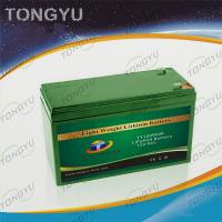 Wholesale High Temperature Resistant 12V 9Ah LiFePO4 Battery For LED Solar Lantern, Street Light from china suppliers