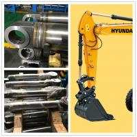 China Replacement Custom Hydraulic Cylinders / Front End Loader Cylinders on sale