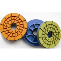 Wholesale Snail lock polishing pads/diamond floor polishing pads from china suppliers