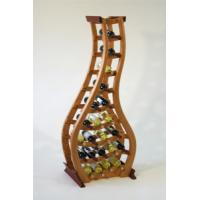 Buy cheap Modern Wine Bottle Display Rack from wholesalers