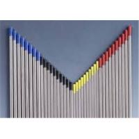Buy cheap Hot Sell Tungsten Electrode WT40 Lanthanum tungsten electrodes WL10 WL15 WL20 FREE SAMPLE from wholesalers