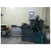 Buy cheap Plastic Coated Wire Hanger Making Machine from wholesalers