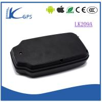 Wholesale asset tracker magnetic with battery standby 90days ----Black LK209A from china suppliers
