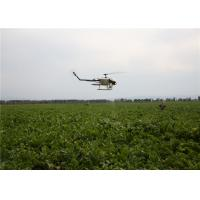 Wholesale Remote Control RC Helicopter Sprayer for Precision Agricultural Spraying 24 Hectares a Day from china suppliers