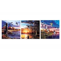 Wholesale Nature & Landscape Mounted Art Print 3d Lenticular Image For Decoration 120x40cm from china suppliers