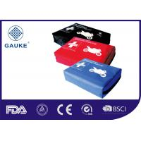 Wholesale Germany Standard Small First Aid Kit For Motorcycle , Compact And Lightweight from china suppliers