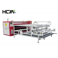 Wholesale 3 phase Roll To Roll Heat Press Machine for T - shirt / Calendar fabric from china suppliers