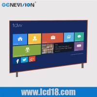 Quality Shool Teaching 43inch Android Smart TV, Advertising TV Screen, with Wall-mount and Table Standing for sale