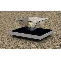 Wholesale 19 inch holographic display 3D pyramid for advertising from china suppliers