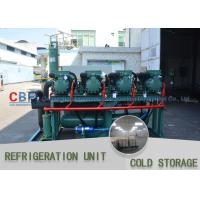 Quality Full Automatic System Cold Storage Refrigerator / R22 R404a R134 Modular Cold Rooms for sale