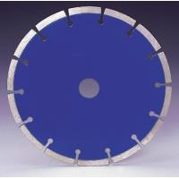Wholesale Granite Sintered Blue Color Diamond Saw Blades Dry Cutting  For Hard Materials from china suppliers