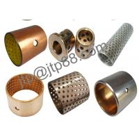 Wholesale Machinery Parts EX DH SK Excavator Bucket Pins And Bushing Heat Treatment from china suppliers