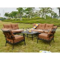 Wholesale BML13122 alumicast sofa set all weather outdoor furniture sofa from china suppliers