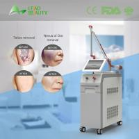 Wholesale 1064nm & 532nm Q Switch ND Yag Laser Machine for Tattoo Removal from china suppliers