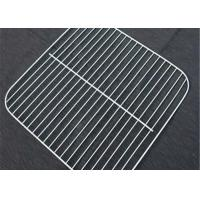 China BBQ Grates Wire Barbecue Grill Mesh Stainless Steel With Rectangle Shape on sale