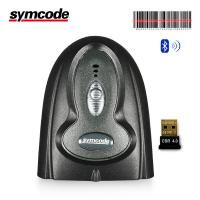 1D Mini Bluetooth Barcode Scanner 650nm Laser Diode For Android Tablet PC