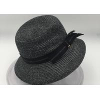 Wholesale Women's Scrunchie Sun Hat - Lightweight and Packable Sun Hat from china suppliers