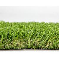 Wholesale Olive Green Polyethylene Commercial Artificial Grass For Landscaping / Park 40mm Dtex12000 from china suppliers