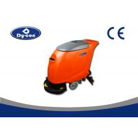 Wholesale Hand Held Industrial Electric Tile Floor Cleaner Machine 3 - 4.5 Hours Working Time from china suppliers