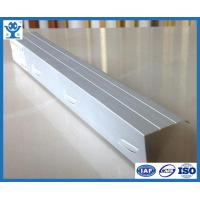 Wholesale High quality factory supply sliver anodized angle aluminum for sale from china suppliers