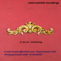 Wholesale High density delicate pu veneer pu accessories / PU Wall hanging decoration from china suppliers