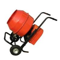 Wholesale Building Construction Tools & Machines Epoxy Coated Steel Mini Concrete Mixer 120L from china suppliers