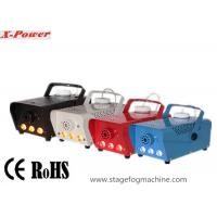 Wholesale 400W  Christmas Fog Machine Smoke  Machine  With 3*1W  LED , CE ROHS   X-025 from china suppliers