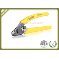Buy cheap Miller brand Fiber Optic Stripper tool for 2port with yellow color from wholesalers