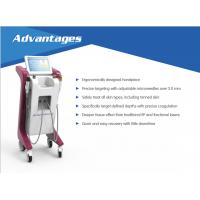 Wholesale HOT SELLING!!! most effective RF thermage equipment for skin refreshing and rejuvenation from china suppliers