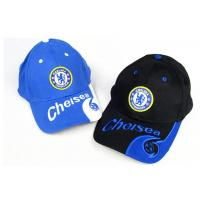 Wholesale Chelsea Soccer Cap Blue Navy AC milan Club Team Fans Cap Embroidery Logo Football from china suppliers
